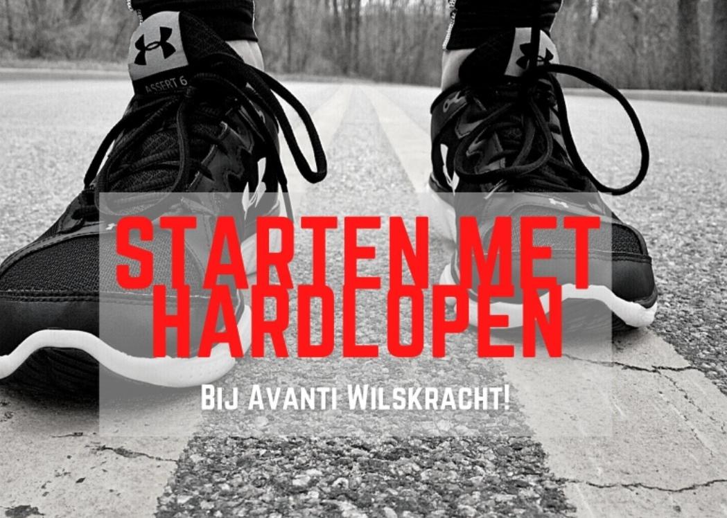 Starten met hardlopen!